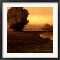 Framed Salt Marsh
