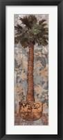 Framed Maui Palm II