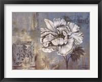 Framed Inspired Blossom II