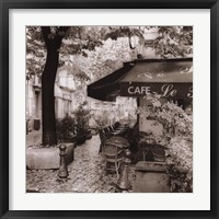 Framed Cafe, Aix-En-Provence