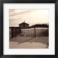 Framed Dune Shack