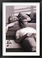 Framed Marilyn and James