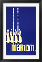 Framed Marilyn, c.1963 - Blue