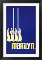Framed Marilyn, c.1963 - Blue