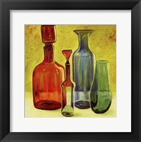 Murano Glass II Framed Print