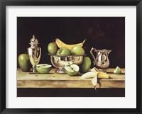 Framed Manzanas
