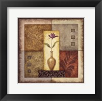 Simple Flower II Framed Print