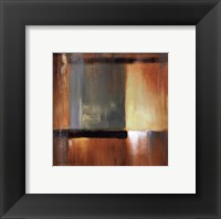 Sonoran Shadows III Framed Print
