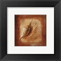 In With The Tide II Framed Print