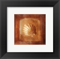 In With The Tide III Framed Print