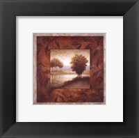 Edge Of April Framed Print