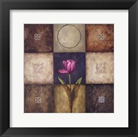Flourish II Framed Print