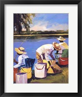 Framed Fishing I