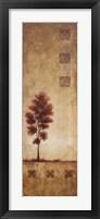 Chippewa Tree I Framed Print