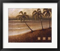 Tropical Escape II Framed Print