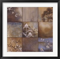 Spa Collection II Framed Print