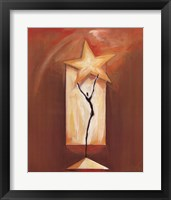 Star Dance Framed Print