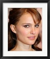 Framed Natalie Portman