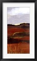Framed West Range