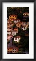 Lago Di Como II Framed Print
