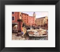 Framed Mediterranean Colors
