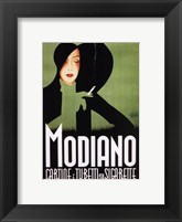Framed Modiano, 1935