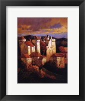 Framed Curemont Medieval