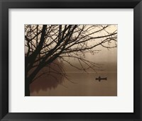 Framed Quiet Seclusion I
