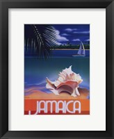 Framed Jamaica