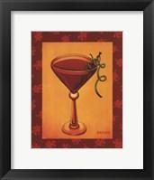 Framed Tropical Cocktail II