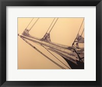 Breaking the Mist I Framed Print