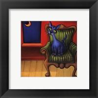 Framed Oswald
