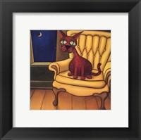 Framed Annabelle