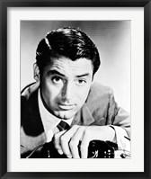 Framed Cary Grant
