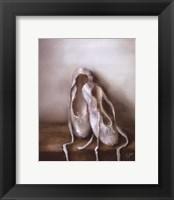 Before the Dance Framed Print