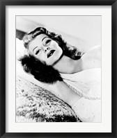 Framed Rita Hayworth