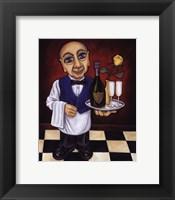 Framed Carlito