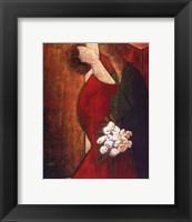 Framed Fleur de Peau