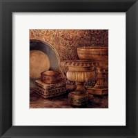 Framed Vintage Elements I