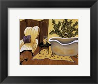 Framed Lemon Bath