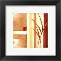 Framed Decorative Grasses II