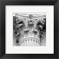 Architectural Detail III Framed Print
