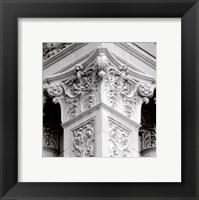 Framed Architectural Detail IV