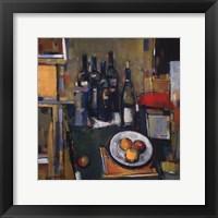 Framed Vin Blanc