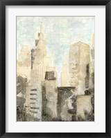 Metropolis II Framed Print