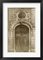 Framed Ornamental Door I