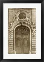 Framed Ornamental Door I
