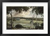 Framed Downes Estate