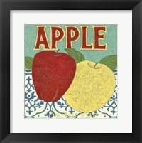 Apple Of My Eye (Pp) Framed Print
