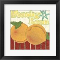 Framed Peachy Keen (Pp)